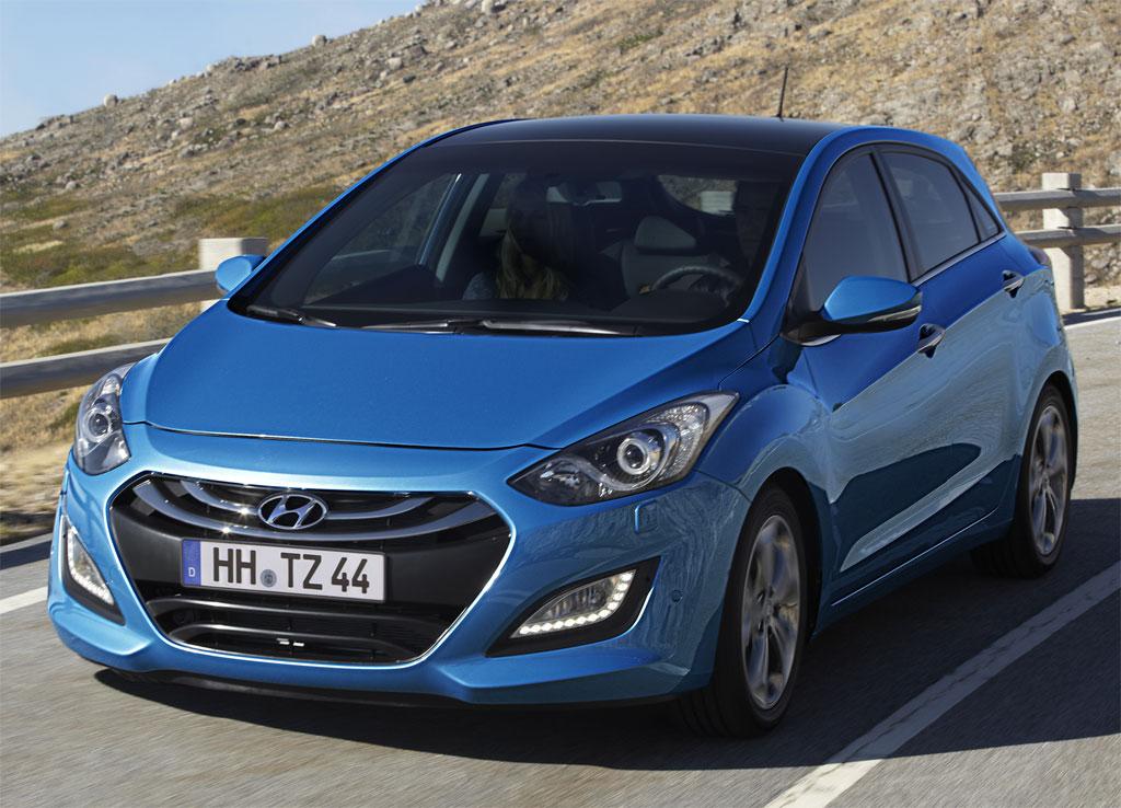 2012 Hyundai i30 Facelift Photo 5 11663