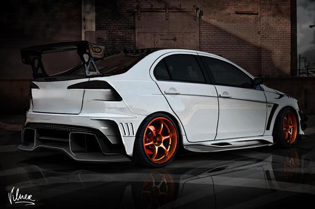 1080p Mustang Car Rice Wallpaper Vilner Mitsubishi Lancer Evo X