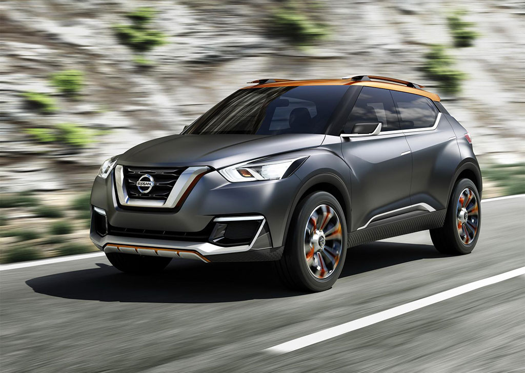 Nissan Kick Concept Photo 20 14249