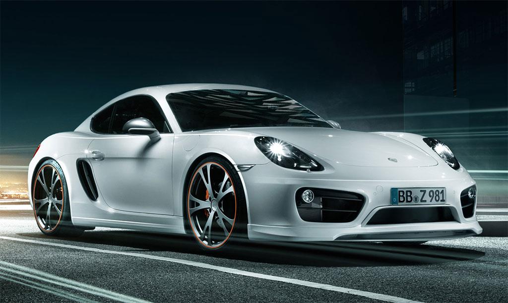 2013 Techart Porsche Cayman Photo 6 13131