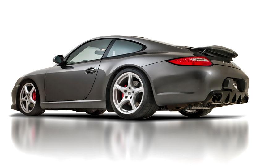 Vorsteiner V Gt Porsche Carrera Photo 4 7193