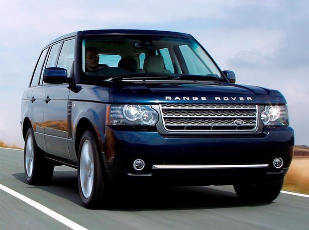 2012 Range Rover Info