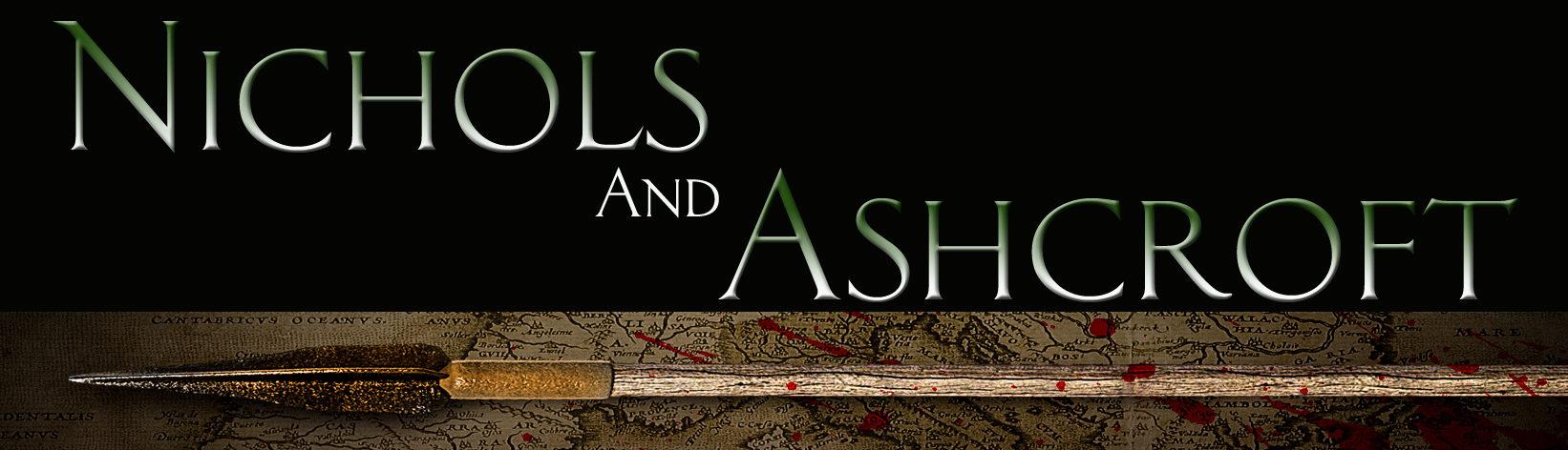 Authors Dani Nichols and Sydney Ashcroft