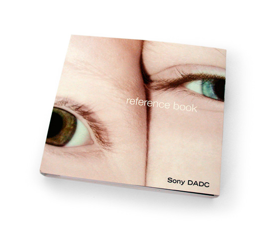 Sony DADC | Reference Book