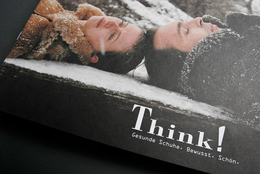 Think! Shoes | Salesfolder