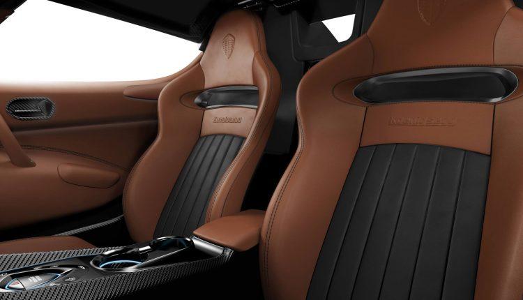 Christian Von Koenigseggs Regera Configuration Inspired