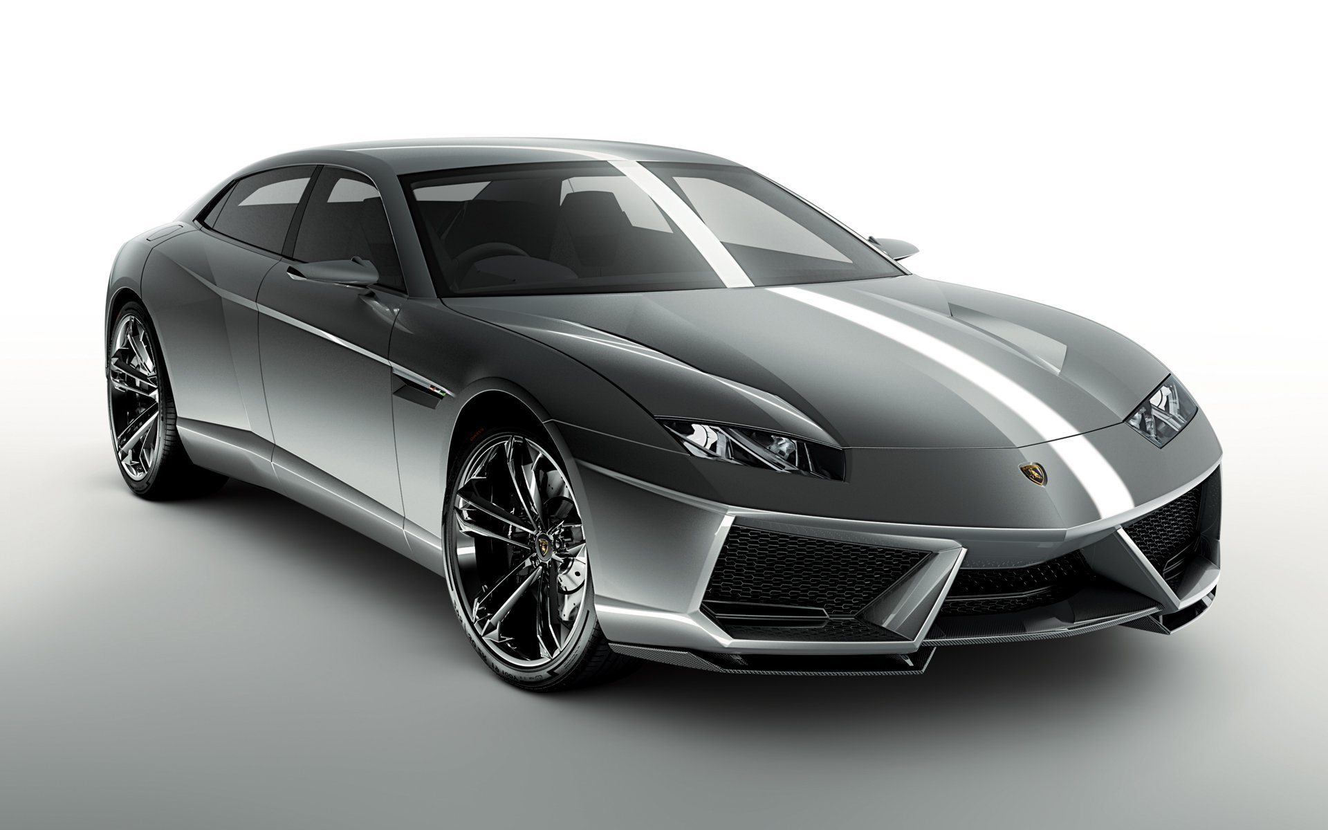 Four Door Lamborghini Being Planned For 2021