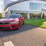This One Of A Kind F90 M5 Is Coated With An Iconic Red Paint