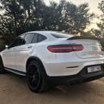 Driven Mercedes Amg Glc 63 S 4matic Coupe