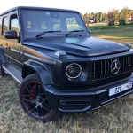 Driven Mercedes Amg G63 Edition 1