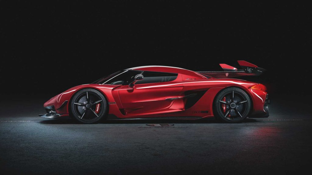 Money And Cars Wallpaper Koenigsegg Jesko Red Cherry Edition Is A Gorgeous One Off
