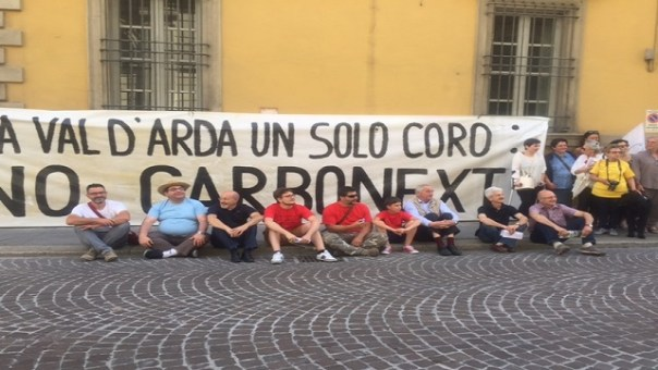 carbonext sit in provincia