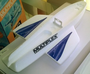 Schwimmkörper für Shark RR
