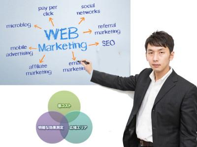 Webマーケティングの特徴