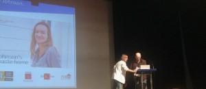 Conférence de Béa Johnson à Briec