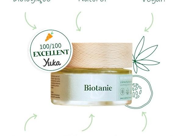Pot de crème Biotanie