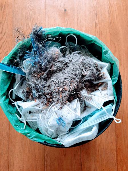 Autopsie de poubelle zéro déchet