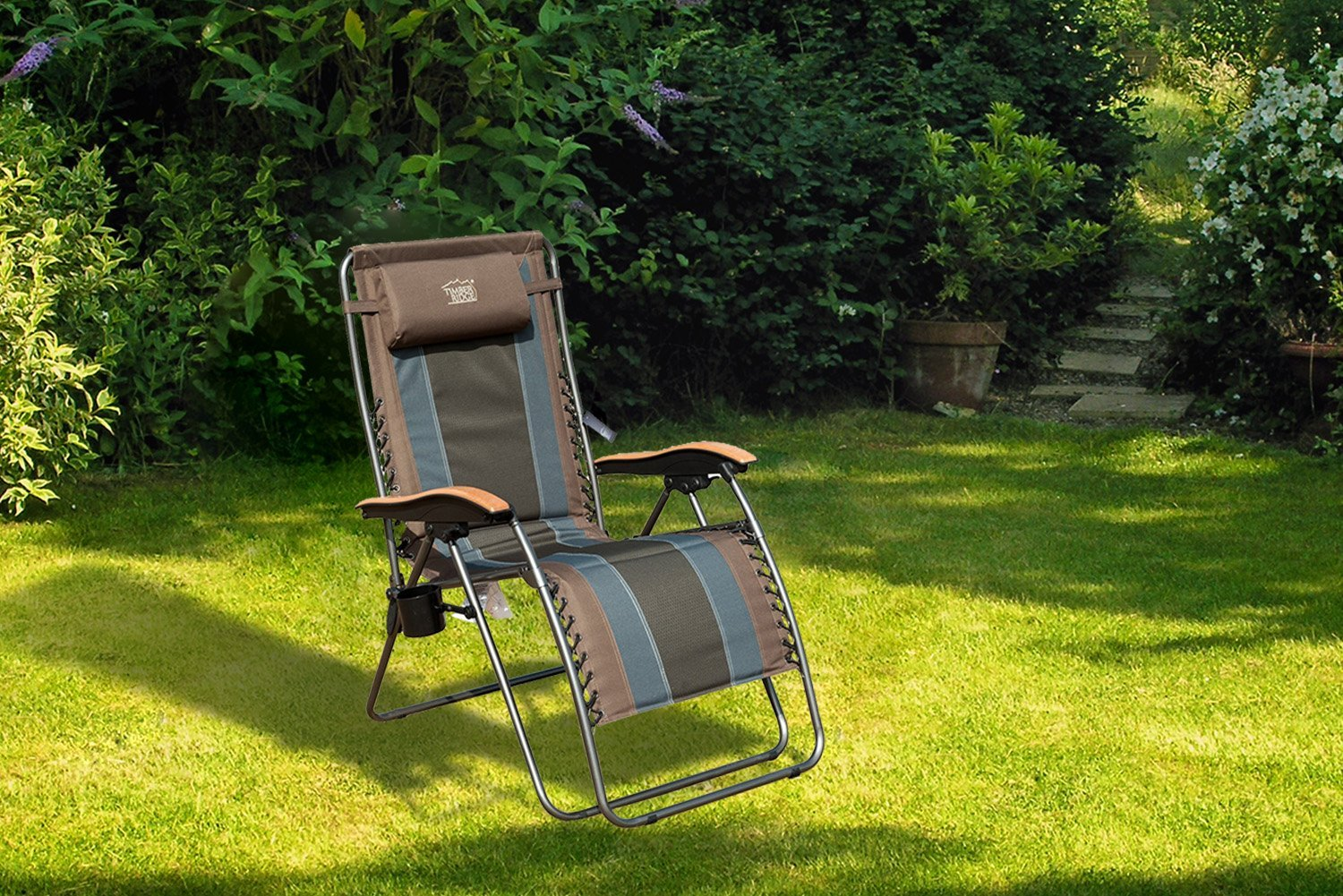 xl padded zero gravity chair with canopy dining chairs home goods best oversized reviews by