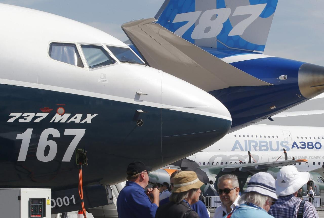 hight resolution of additionally the embattled ceo confirmed the company is undergoing a multi faceted review of 737 max design noting that regulators are examining the 737