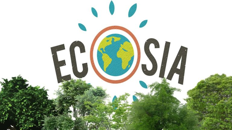 Ecosia: Plant Trees just by using this amazing browser!
