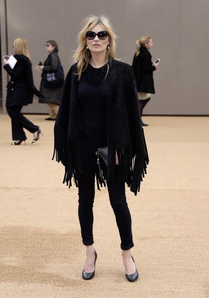 Kate Moss de Burberry