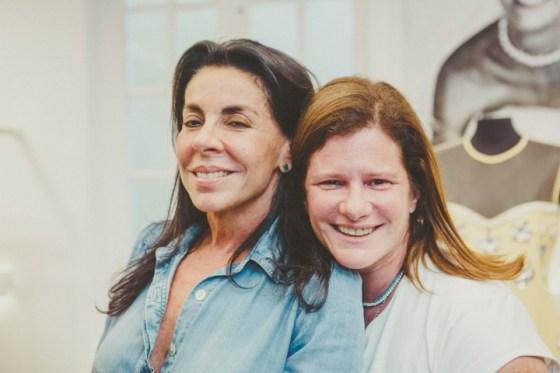 Viviane Abtibol e Maria Geyer