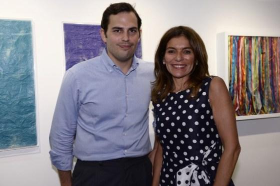 Nicholas Tacker e Jacqueline Plass