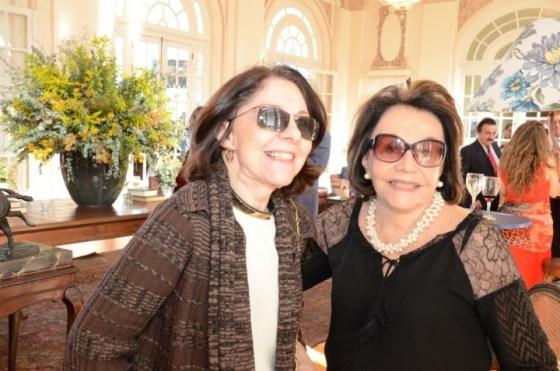 Cristina Couto e Gilza Alffonseca
