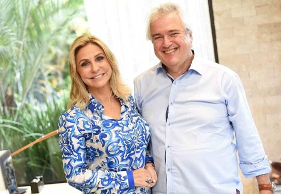 Regina Giacomelli e David Zylberman