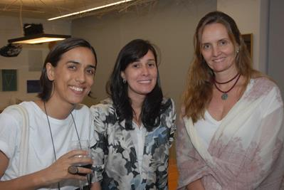 Ana Lobato, Bruna Stelita e Jaqueline Votja