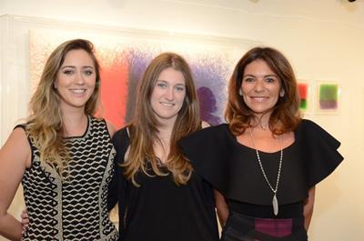 Maria manoela Vieira, Vanessa e Jacqueline Plass