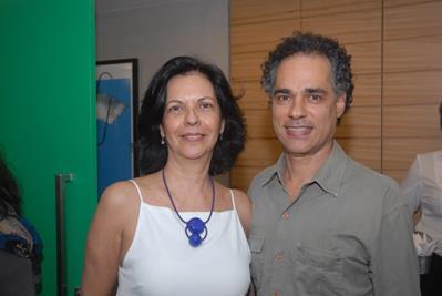 Martha Pagy e Franklin Pedroso