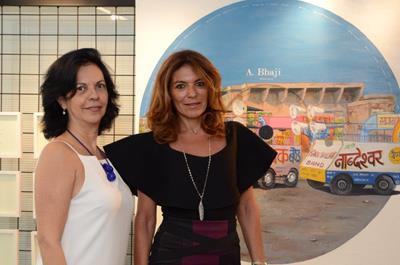 Martha Pagy e Jacqueline Plass