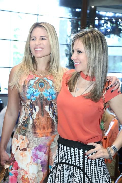 Ana Paula Barbosa e Alessandra Amaral