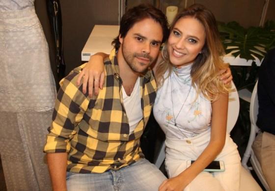 Rodrigo Castro e Katrin Kenigsberg