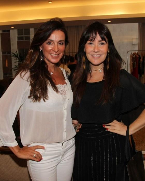 Gisele Curvelo e Fernanda Lynch