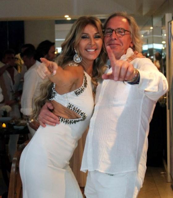 Nina Stevens e Paolo Fiorillo