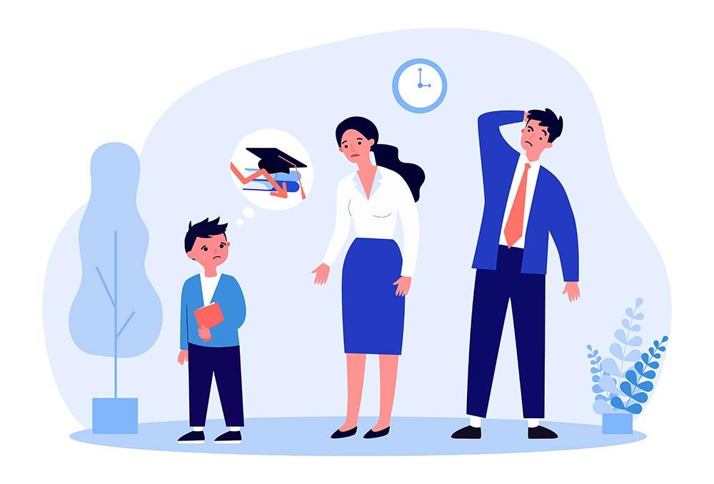 ¿Cómo puedes lograr que tus hijos te respeten?