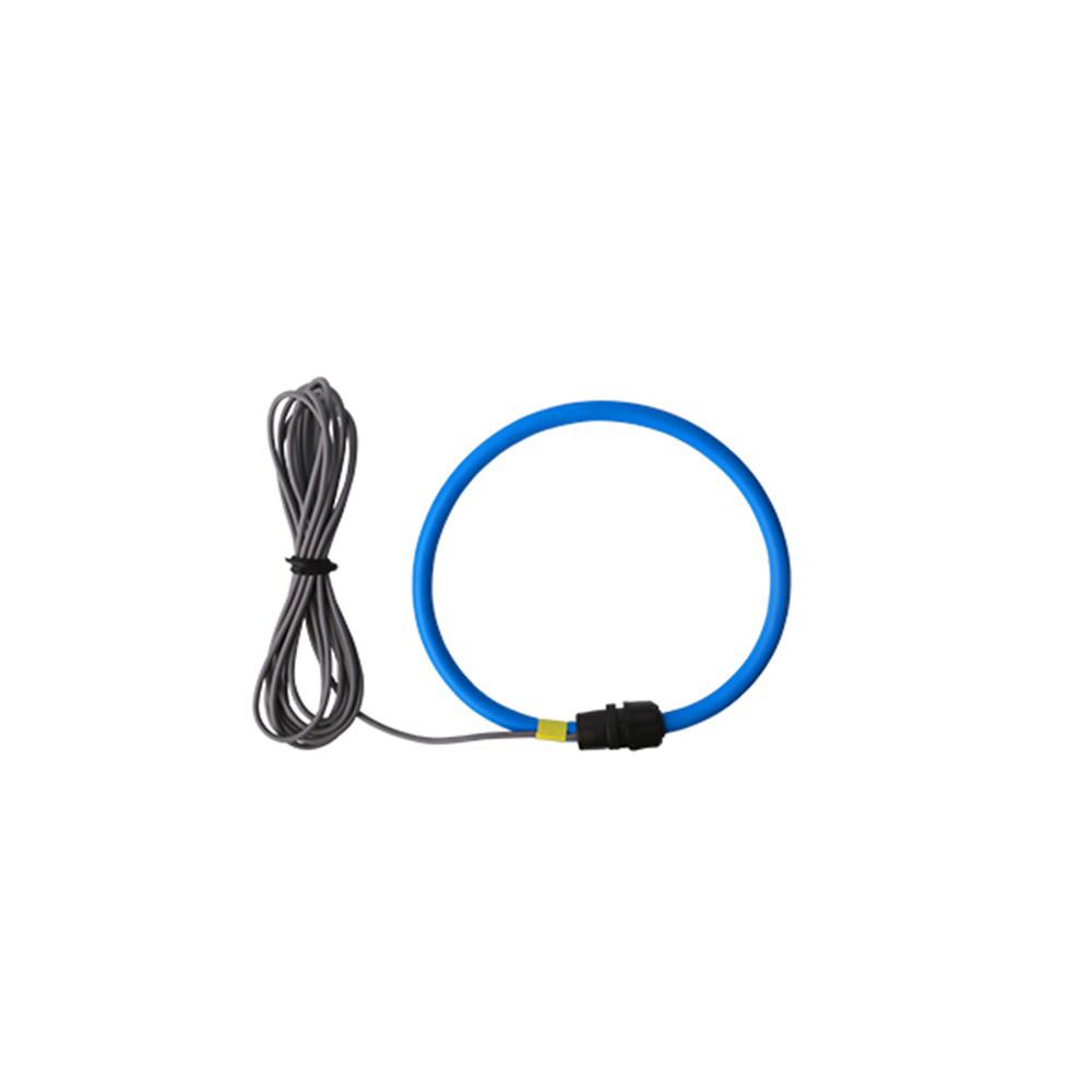 Rogowski Coil Flexible Current Probe 6000A AC Sensor 0.2%
