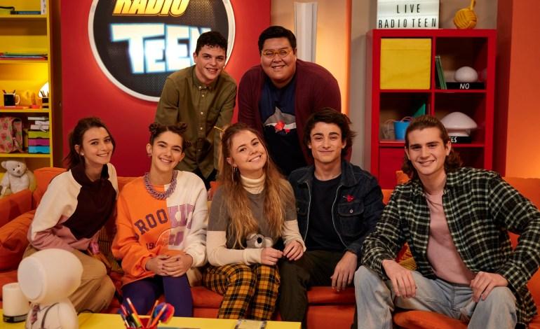 RAI GULP  – RADIO TEEN da lunedì 17 maggio la nuova serie live action con il ritorno di GIORGIA BONI