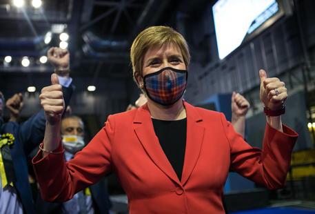 Scozia, a Snp 64 seggi, 1 da maggioranza assoluta