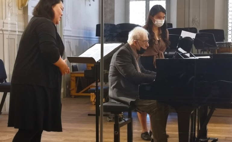 """Leone Magiera a Parma per una masterclass nel Conservatorio """"Arrigo Boito"""""""
