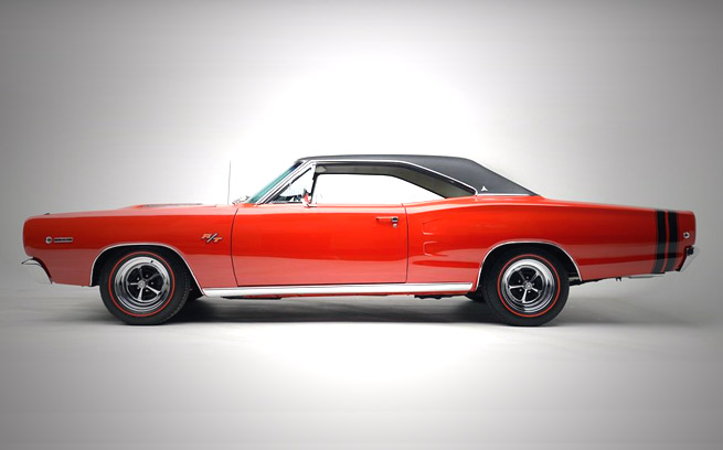 Muscle Car Pictures