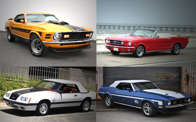History Of Ford Mustang