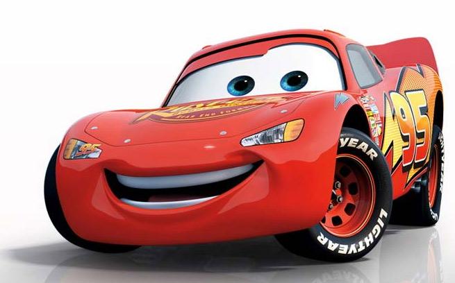 Disney Cars Movie McQueen