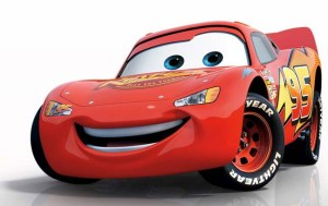 The Real Lightning McQueen Car?