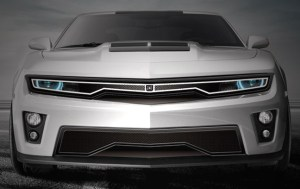 Review of the DJ Grilles Predator Camaro Grill