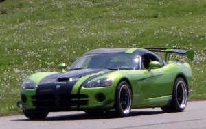 Acura NSX vs Dodge Viper ACR