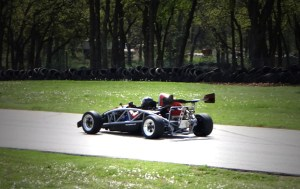 Ariel Atom Vs Open Wheel Race Cars