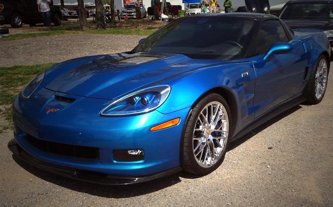 Corvette Z06 Vs